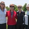 Terri Coats, Fawna Jo Harrison, Peg Eddy, June Halsor