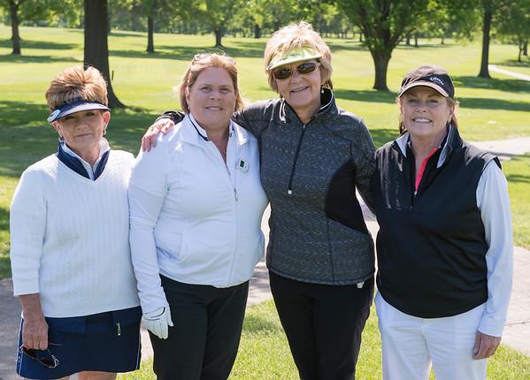 Mary Schergen, Connie Bolbecher, Kay Boyd Patricia McNally