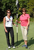 Vickie Wolken and Peggy Muenster birdie the third hole in a four team playoff to win the Wednesday Scramble!  Congratulations!
