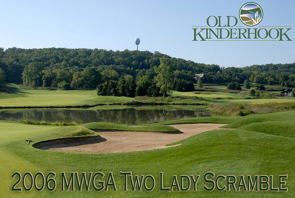 Thanks to Jean Butterfield and the staff at Old Kinderhook for hosting the MWGA Two Lady Scramble this year!