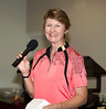 Local Tournament Coordinator Nancie Duncan thanked her volunteers and staff for a great tournament.