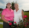 2010 Two Lady Scramble Champions: Stephanie Powell and Pat Hutton!
