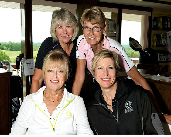 Great friends Cathy Arnold, Judy Benson Rice, Karen Shippy and Alane Studley