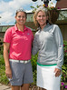 Here's to our Two Lady Scramble Champions!  Mindy Coyle and Stephanie Priesmeyer of Columbia!