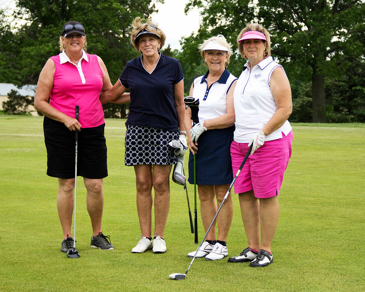 Sherry Hartsell , Evie Starr,  Judy Barbour and Deb Ferguson