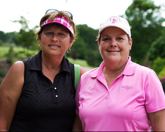 Defending Champions Diane Fowler and Harriette Myers finished 6 under for the tournament