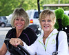 Cathy Arnold and Judy Benson Rice
