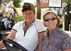 Linda Daniel and Carol Figura take 5th place in C Flight!