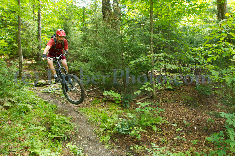 Mountain Biking in the Green Mountains of Vermont - Northfield, VT area - ©Ember Photography / EmberPhoto.com