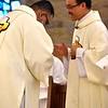 Dn. Juan Carlos and Fr. Quang