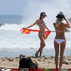 leo carillos surf's up beautiful swimsuit model 45surf 1587.,