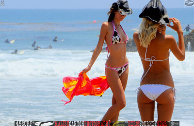leo carillos surf's up beautiful swimsuit model 45surf 1566,3,3