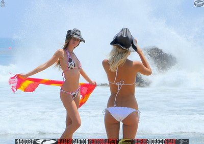 leo carillos surf's up beautiful swimsuit model 45surf 1587.,.,.,