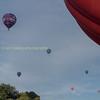 Mass balloons over Bristol