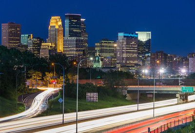 Minneapolis Freeway Cruise