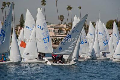 Two Gates Race Long Beach, CA Jan. 2012