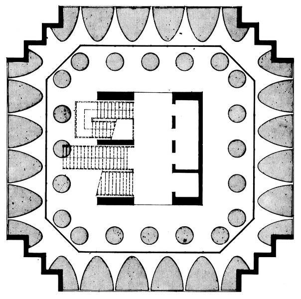 Entrance Ceiling Plan