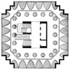 Entrance Ceiling Plan