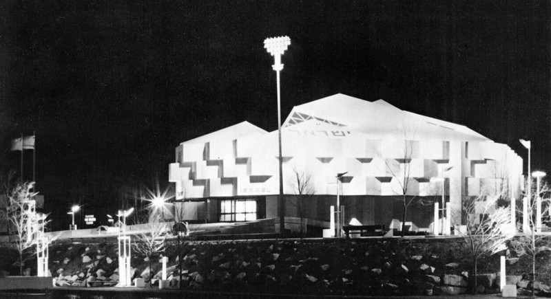 The Pavilion at Night