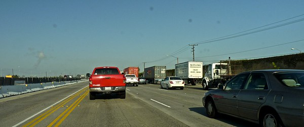 How come nobody is using the carpool lane?