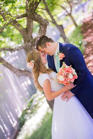 Tyler + Courteney Wedding Day