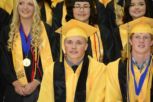 Tyler Horn Grad Ceremony Pics