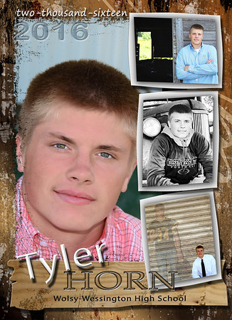 Tyler Horn Party Invites