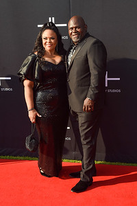 ATLANTA, GA - OCTOBER 5:  Tyler Perry Studios Grand Opening arrivals at Tyler Perry Studios on October 5, 2019 in Atlanta, GA, USA.  (Photo by : Tim Rogers / RedCarpetImages.net)
