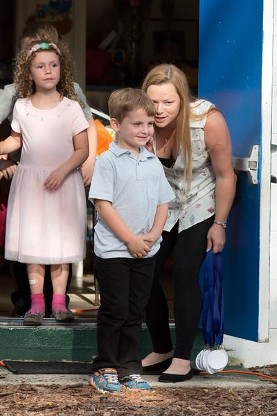 Tyler Preschool graduation