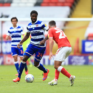 Charlton Athletic v Reading FC  - The EFL Sky Bet Championship 19/20