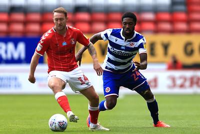 Charlton Athletic v Reading FC  - The EFL Sky Bet Championship 19/20