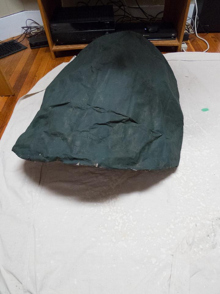 Shell final coat