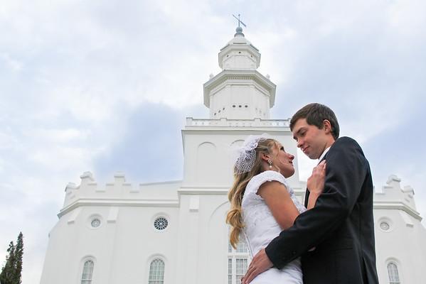 Tyler+Ambri Bridals