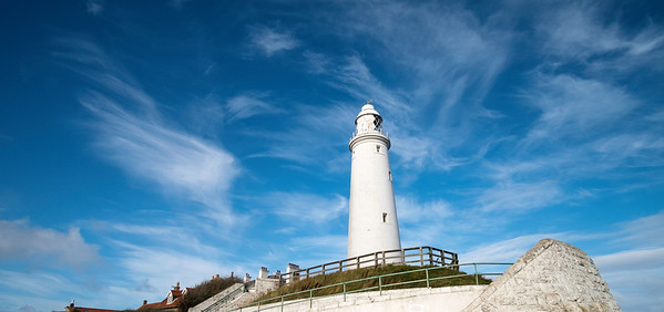 St Marys Lighthouse Whitley Bay-Northumberland (1)