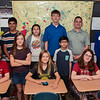 Tyngsboro Middle School Knowledge Bowl Team