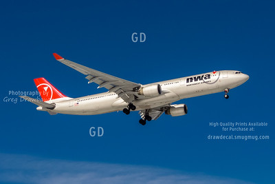 Northwest A330-300