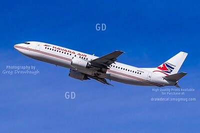 Havana Air 737-400