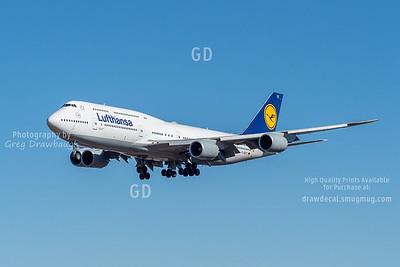 Lufthansa 747-8i D-ABYC