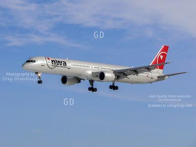 Northwest 757-300