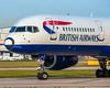 British Airways 757