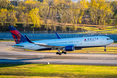 Fall Colors for 767-300ER
