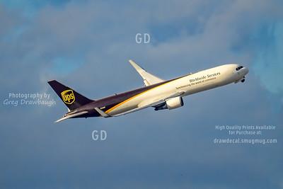 UPS 767-300F
