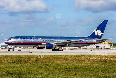 AeroMexico 767-300
