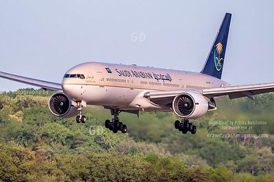 Saudi Arabian 777