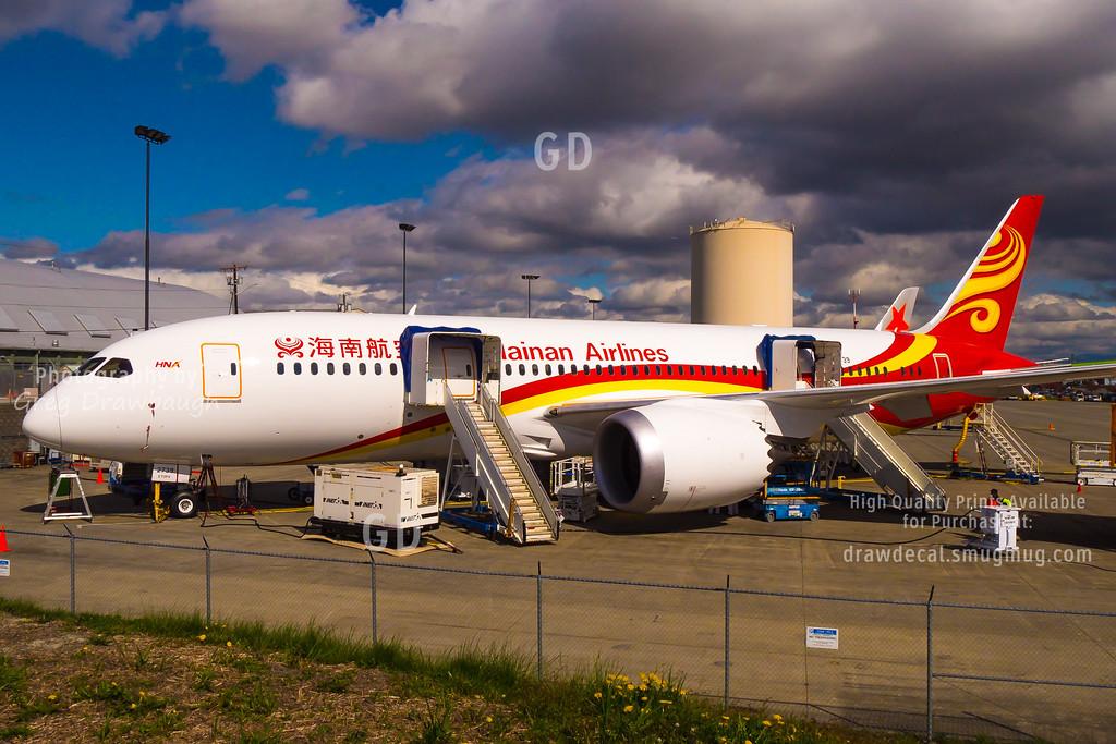 Hainan 787 Dreamliner