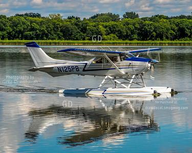 Cessna 182 N125PB