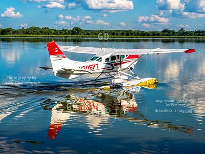 Cessna 206 Stationair N206PT