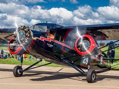 1931 Stinson SM-6000-B  Trimotor