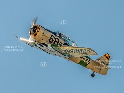 T-6 Flyby