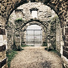 Portchester Castle Gate